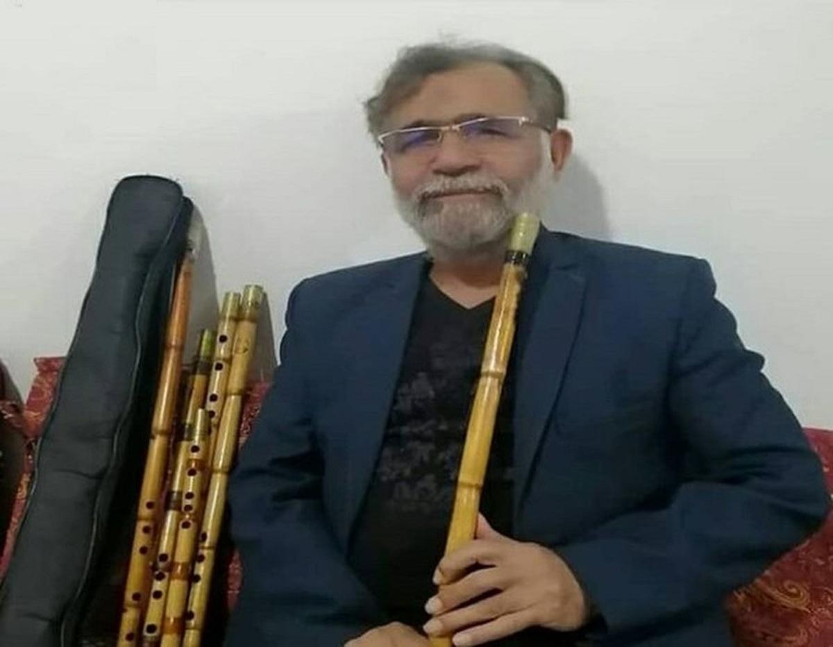 هنرمند موسیقی  |  عبدالحمید تنگستانی  درگذشت