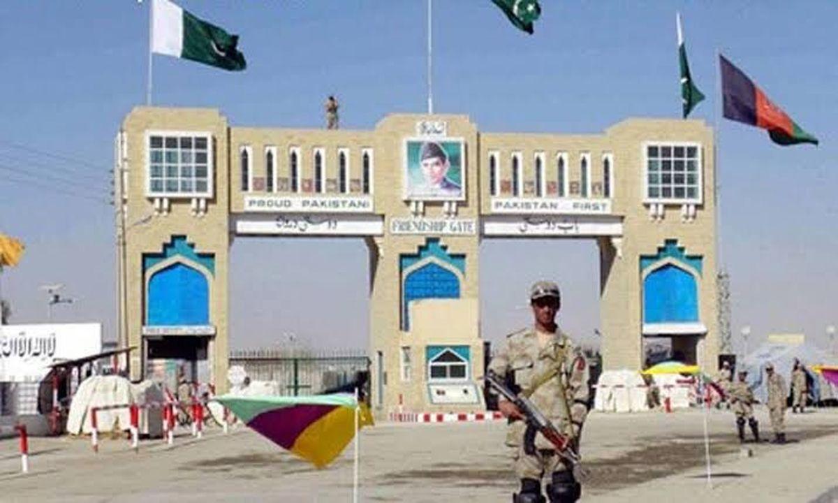 گذرگاه مرزی پاکستان با افغانستان بسته شد
