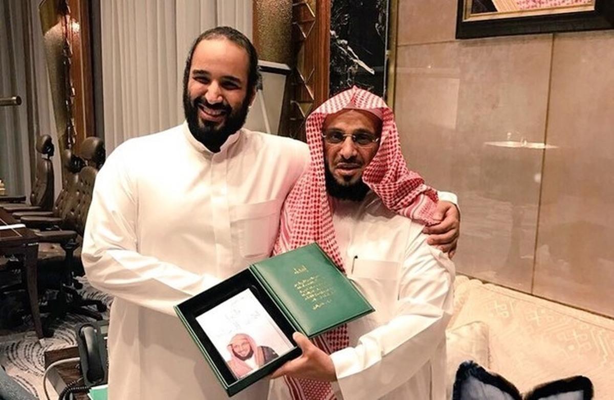 هوادار بن سلمان پس از تهدید آمریکا به حملات انتحاری بازداشت شد