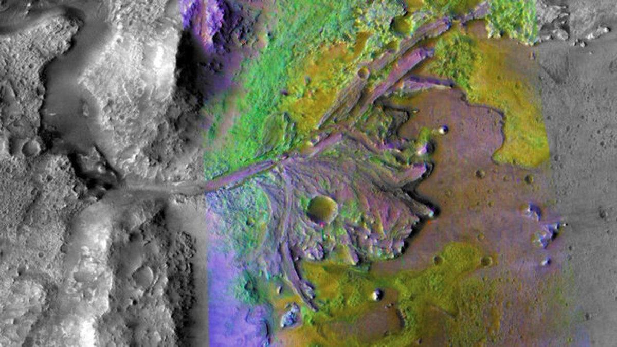 مریخ فقط مرطوب نبوده، بلکه گرم و مناسب زندگی هم بوده است