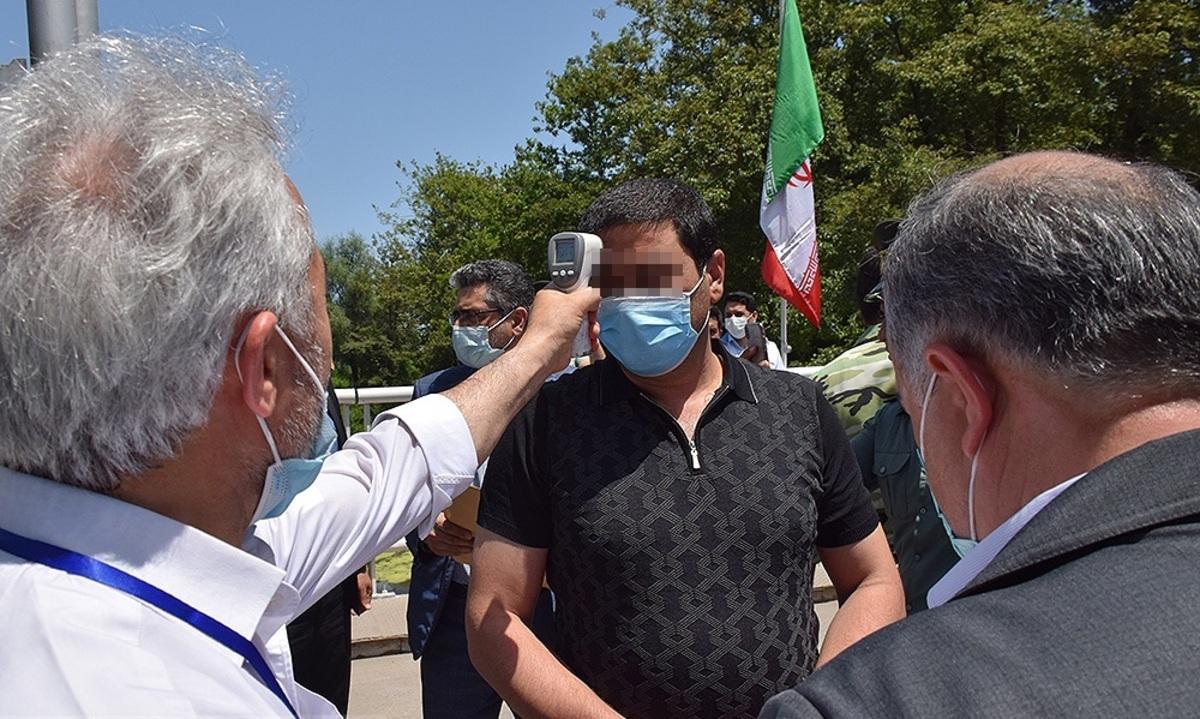 انتقال محکومان ایرانی از جمهوری آذربایجان به کشور +عکس