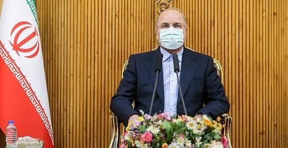 قالیباف در دیدار با نخست وزیر سوریه: امروز محور مقاومت با جنگ اقتصادی مواجه است