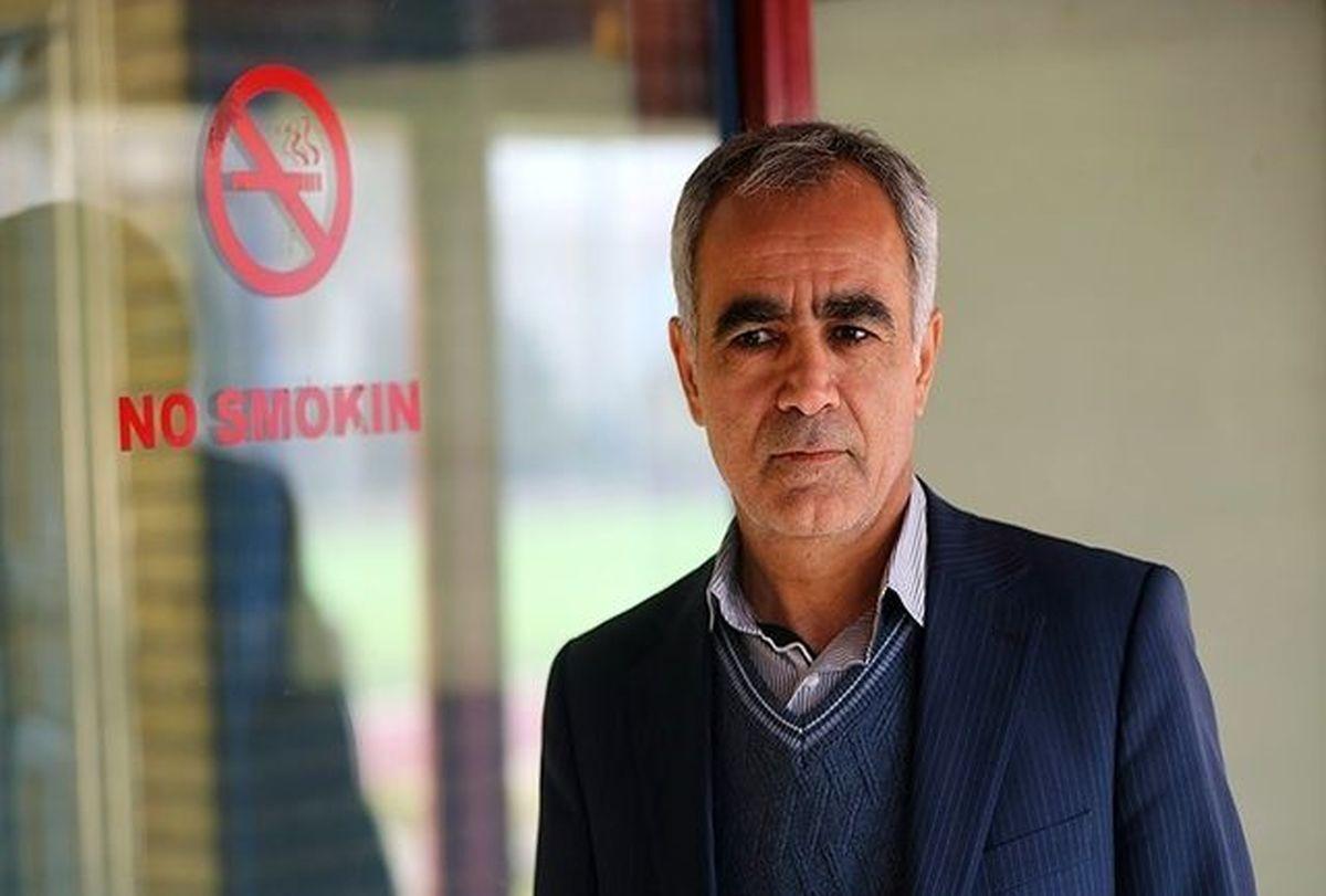 فوتبال | انتخاب حیدر بهاروند به عنوان سرپرست نایب رئیس دوم