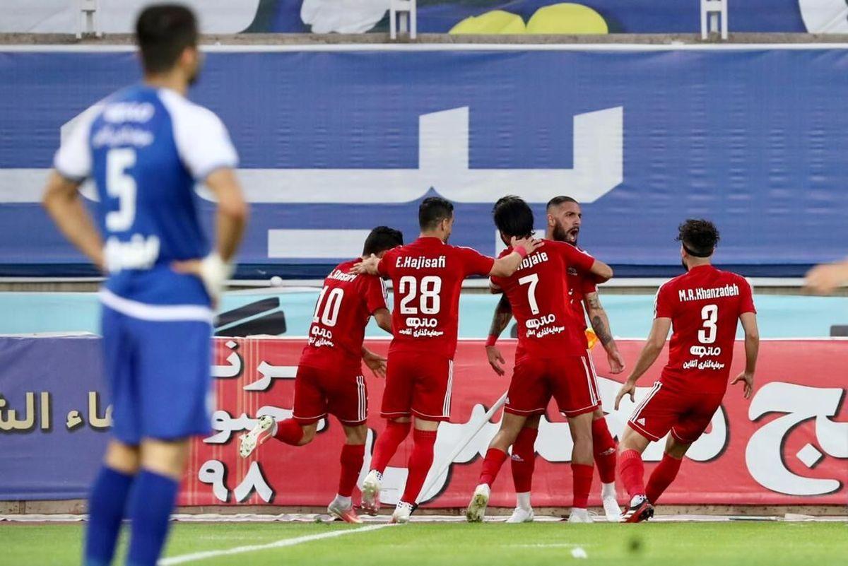فوتبال   |   تراکتور برای دومین بار قهرمان جام حذفی شد