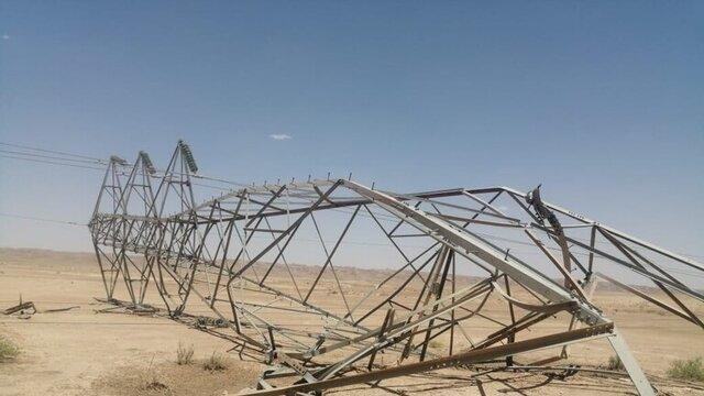 دو خط انتقال برق در دیالی عراق هدف قرار گرفت