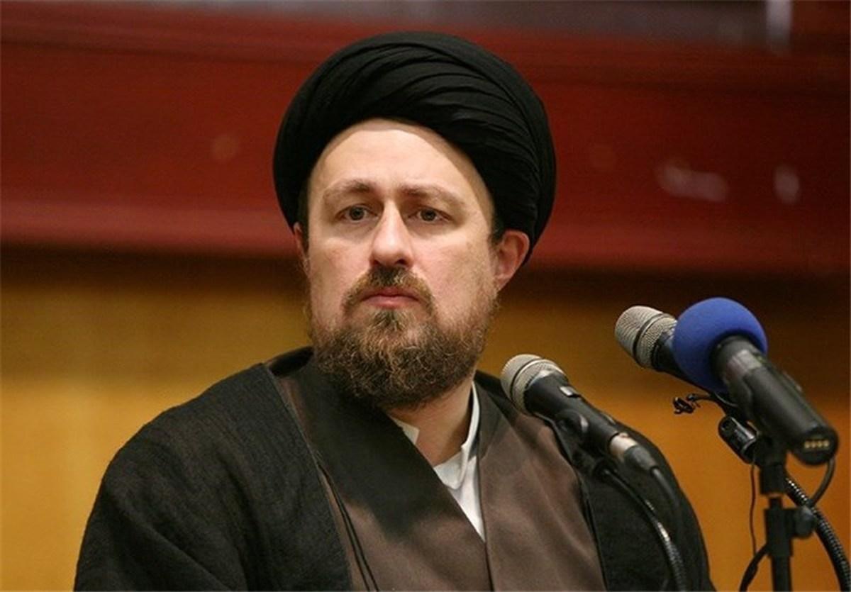 سیدحسن خمینی: نباید برای جدا کردن گروهی یا فردی از جامعه خط کش گذاشت
