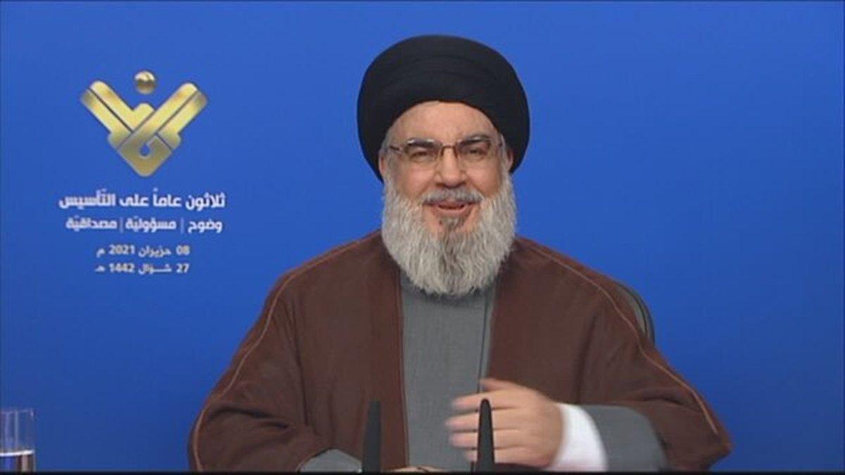 سید حسن نصرالله: از ایران بنزین می خریم ببینم چه کسی می تواند جلوی ما را بگیرد