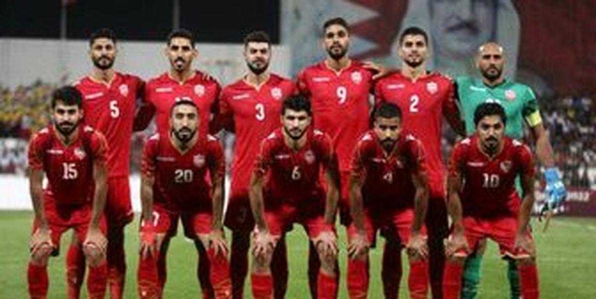 ترکیب تیم ملی بحرین برای بازی با ایران اعلام شد