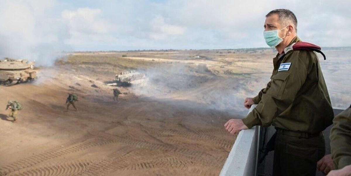 لغو سفر رئیس ستادکل ارتش اسرائیل به واشنگتن درباره ایران