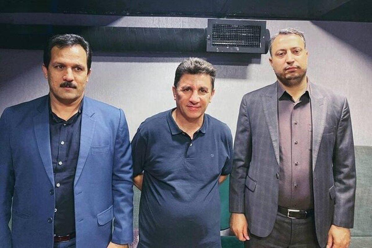بیسلیقگی فوتبال ایران در معارفه ها| از نصب بنر تا عکس با کانال کولر