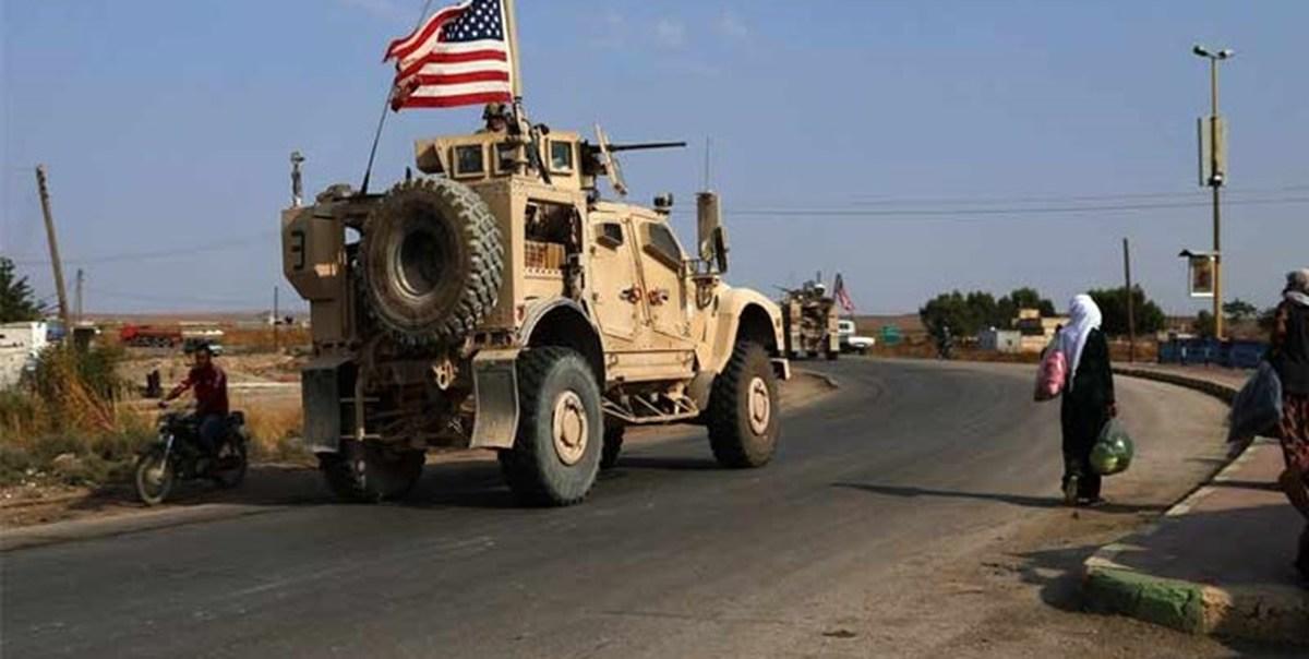 آمریکا | دومین کاروان تجهیزات نظامی آمریکا به شمال سوریه ارسال شد