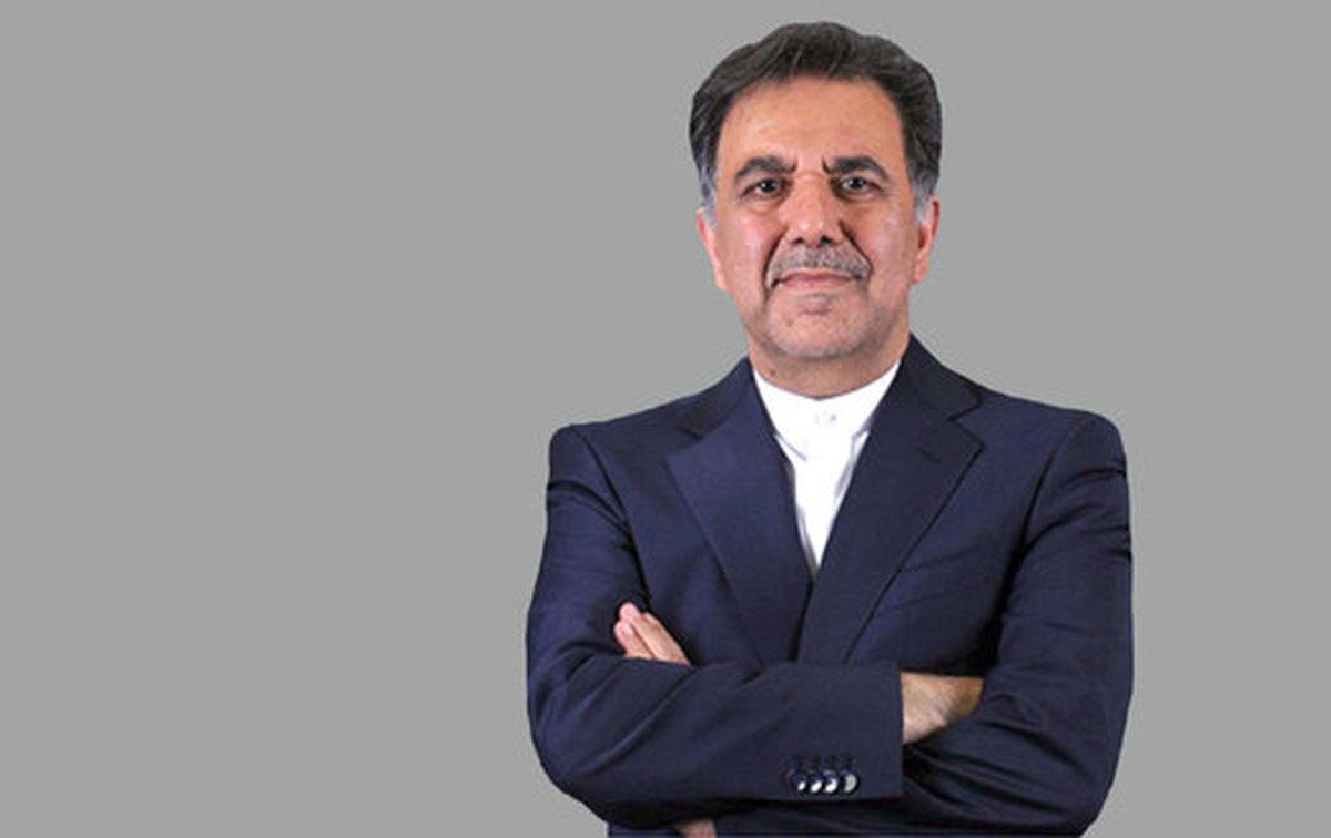 شعار و برنامه عباس آخوندی برای انتخابات ۱۴۰۰
