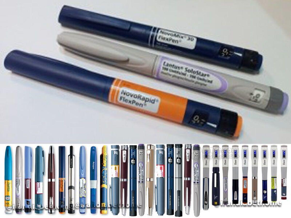 ثبت نام بیماران دیابتی برای دریافت انسولین قلمی تمدید شد