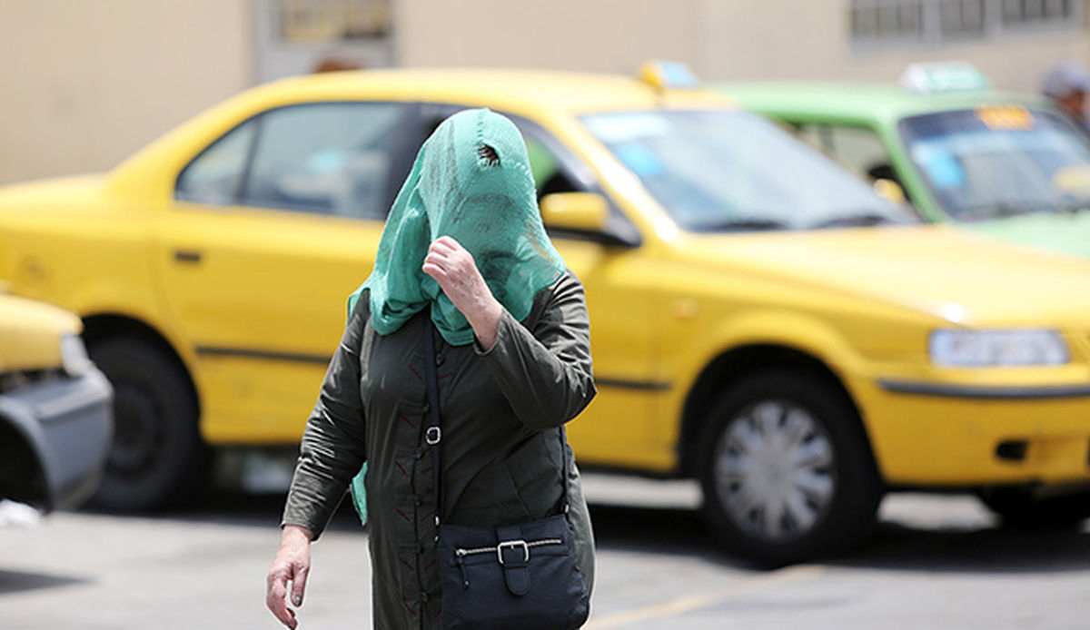 پیش بینی دمای ۵۰ درجهای در خوزستان تا پایان هفته