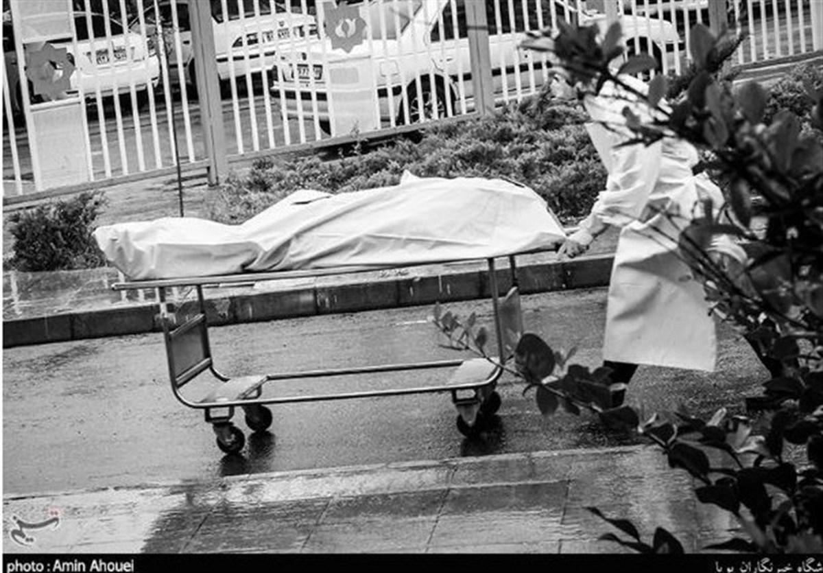 بازگشت آمار فوتیهای کرونا در تهران به اردیبهشت ماه
