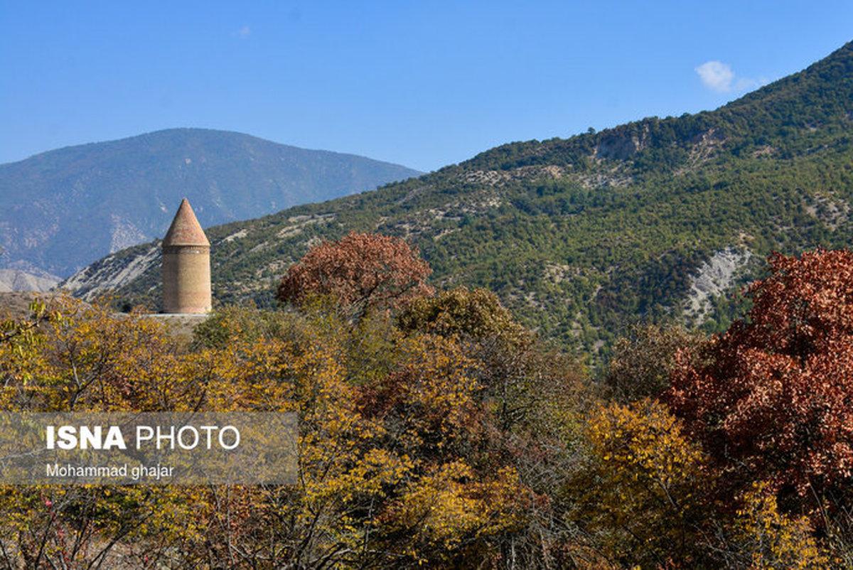 شهرستان گنبد کاووس | میل رادکان در استان گلستان +عکس