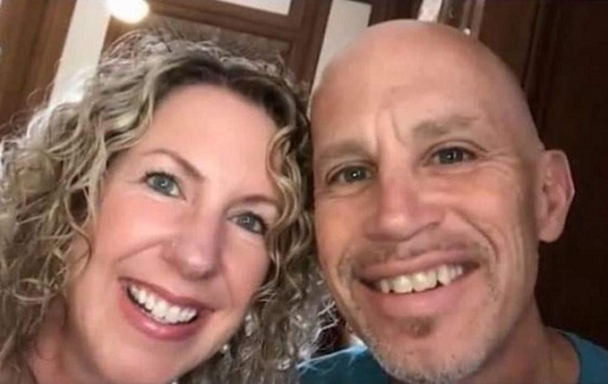 مرد متبلا به بیماری آلزایمر دوباره عاشق زنش شد
