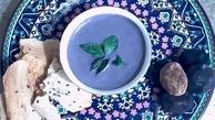 ثبت ملی غذای بنفش ایرانی!
