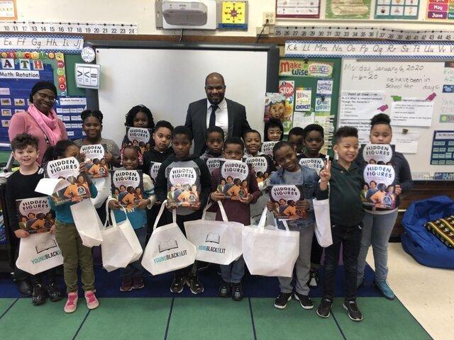 تلاش آمریکا برای برابری نژادی در ادبیات کودکان