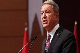 وزیر دفاع ترکیه: پاریس بخشی از مشکل قرهباغ است و نه راهحل آن.