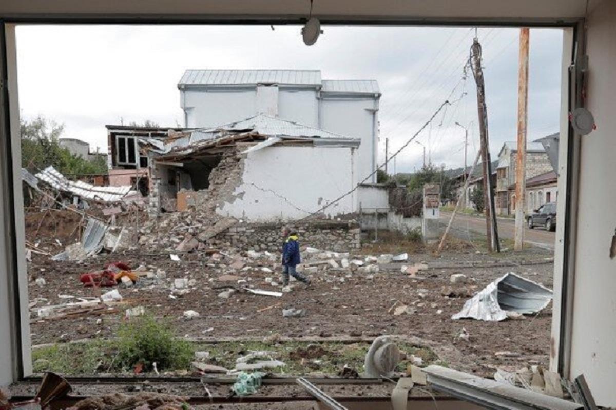 موافقت آذربایجان و ارمنستان با آتشبس در قره باغ