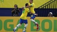 پیروزی ارزشمند برزیل در انتخابی جام جهانی