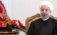 تبریک نوروزی روحانی به سران کشورهای حوزه تمدن