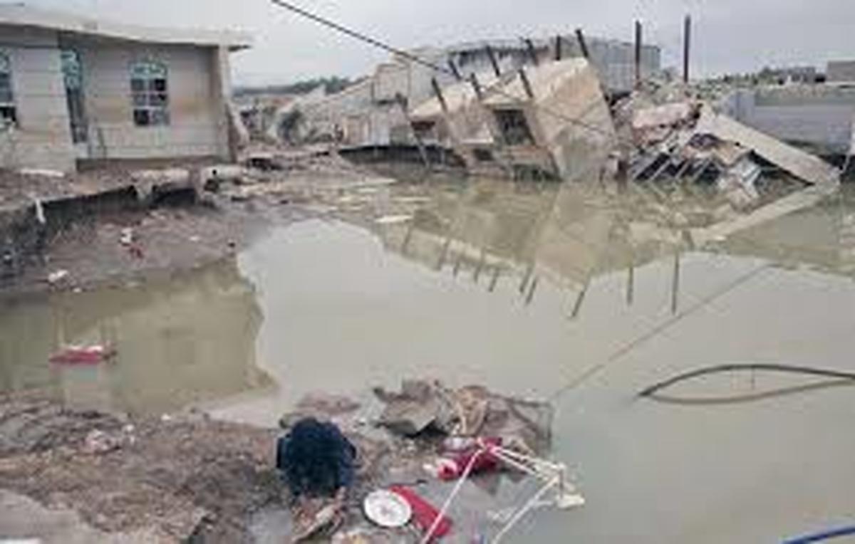 5 هزار میلیارد تومان خسارت سیل در سیستان و بلوچستان