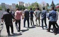 49 باند حرفهای در سومین طرح کاشف پایتخت دستگیر شدند