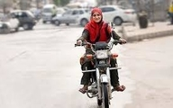 شرط صدور گواهینامه موتور برای زنان