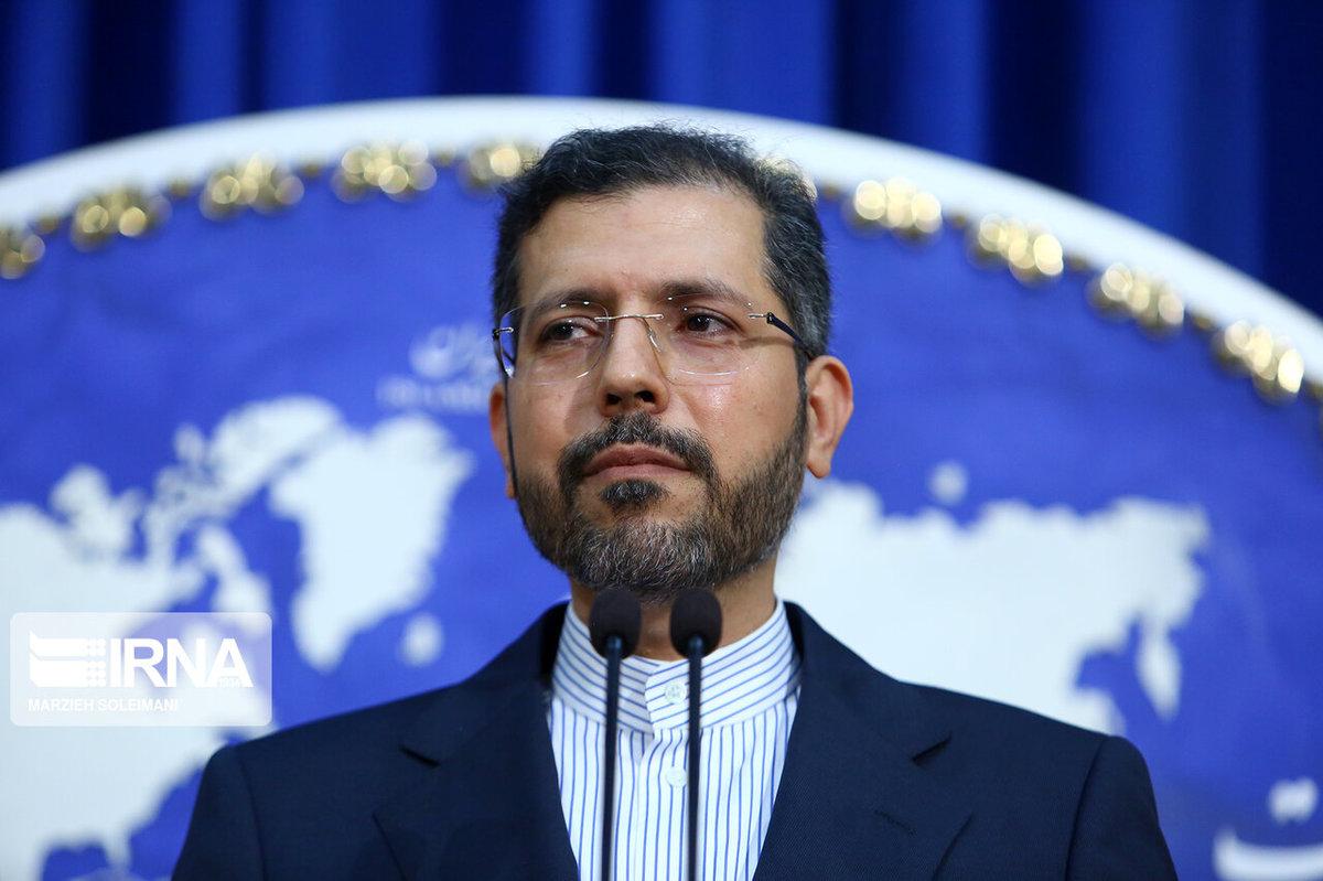 خطیبزاده  |   دیدار وزیر خارجه سوئیس ربطی به روابط ایران و آمریکا ندارد