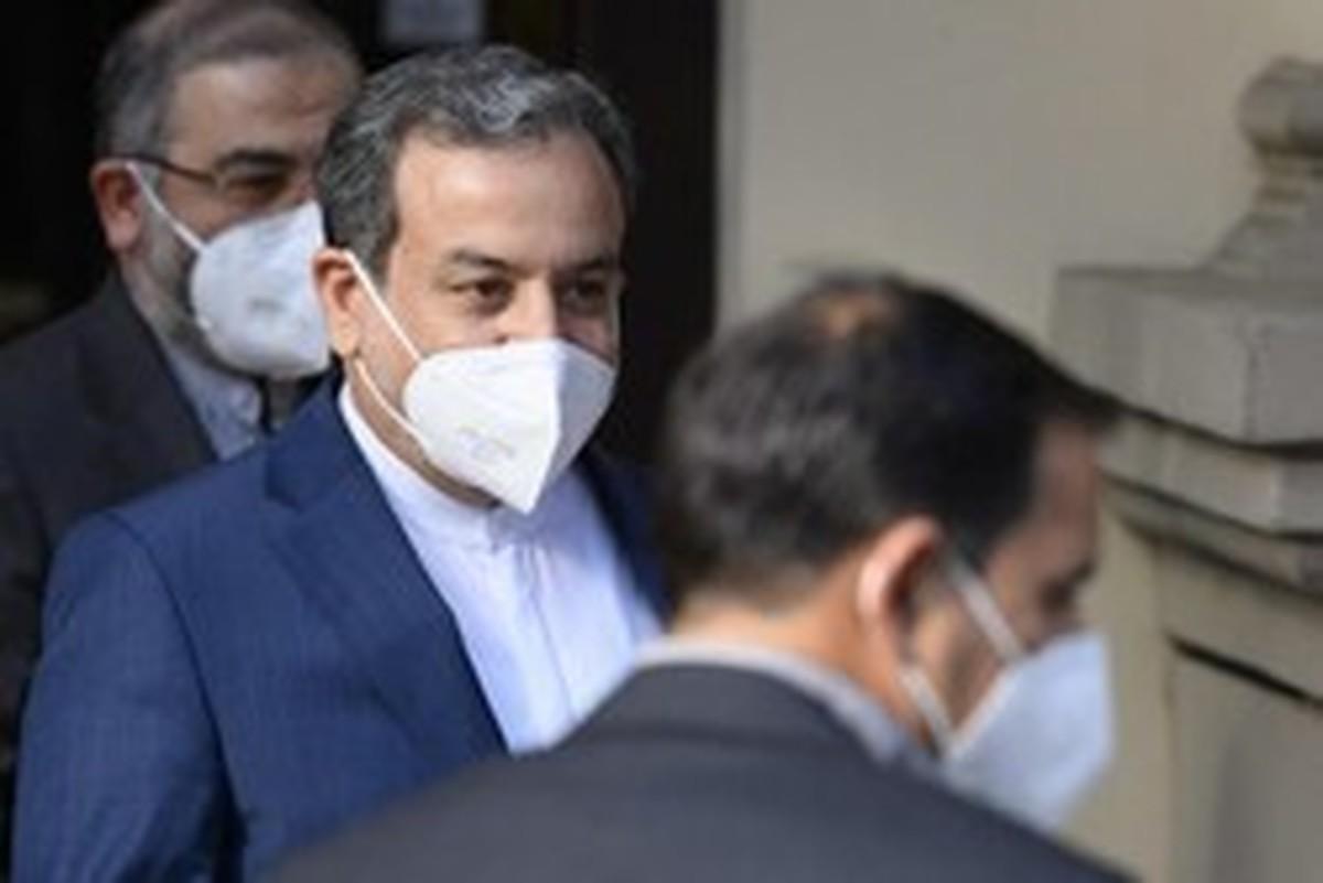 مذاکرات ایران و گروه ۱+۴  |  عراقچی تهران را ترک کرد