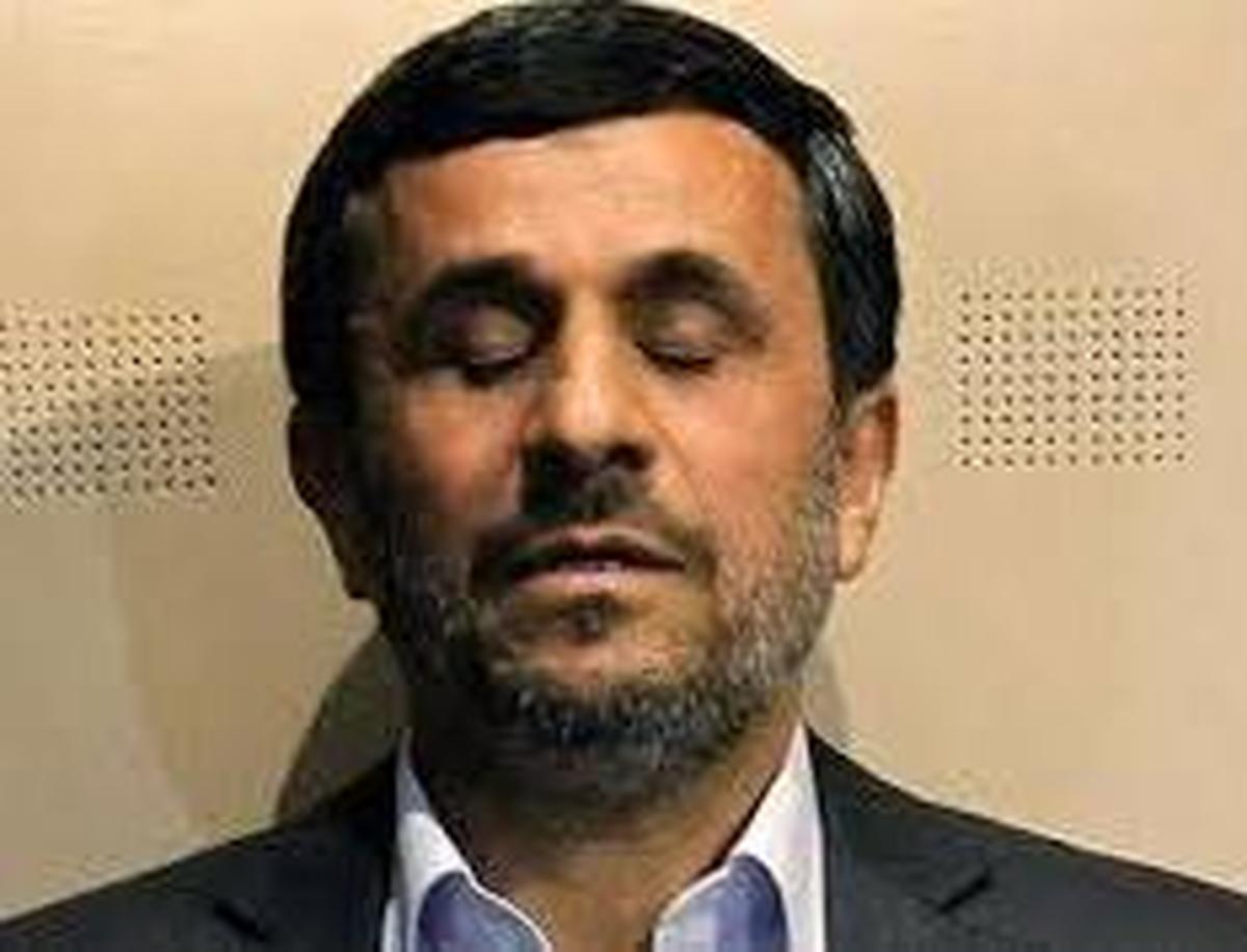 محمد هاشمی: مصاحبه احمدی نژاد افت دارد