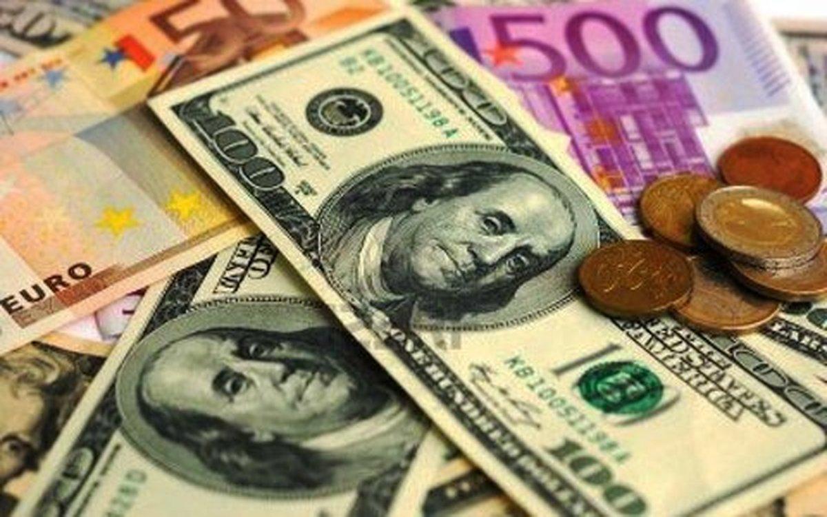 قیمت دلار و یورو در بازار آزاد، امروز ۸ خرداد ۱۴۰۰