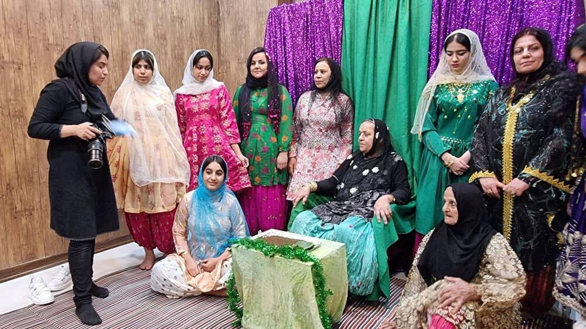 لباسهای سنتی مردم بوشهر مستندنگاری میشود