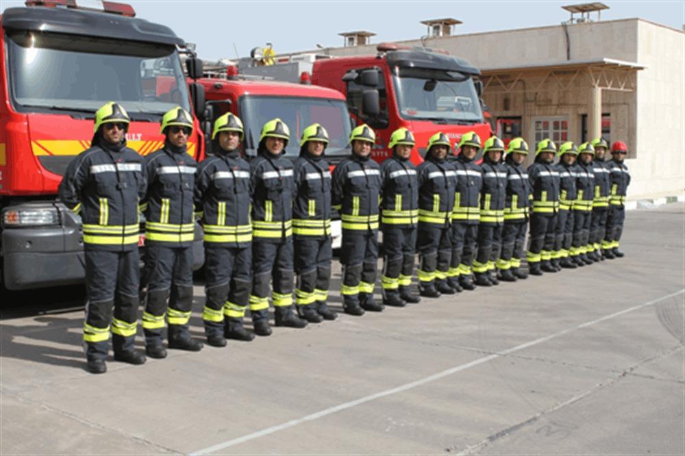 زمان برگزاری آزمون عملی آتش نشانی اطلاع رسانی خواهد شد