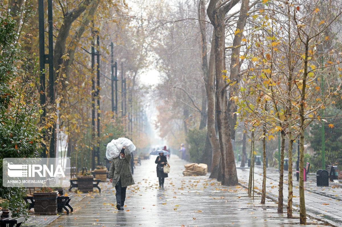 ادامه بارشها در کشور؛ ورود سامانه جدید
