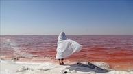 آب دریاچه ارومیه ۲ میلیارد مترمکعب کاهش یافت