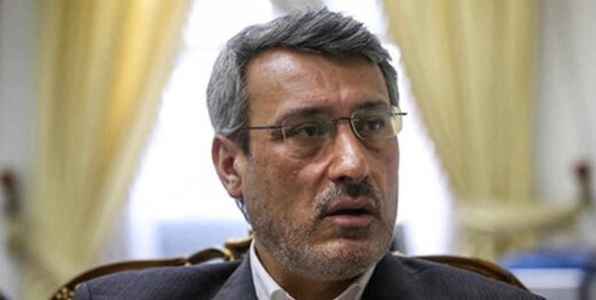 بعیدی نژاد به درخواست ضد ایرانی قانونگذار انگلیسی واکنش نشان داد