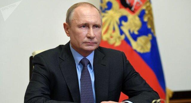 امانوئل مکرون از پیشنهاد رئیس فدراسیون روسیه استقبال کرد