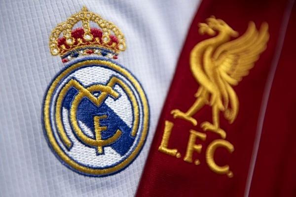 اعلام ترکیب رئال مادرید و لیورپول(عکس)