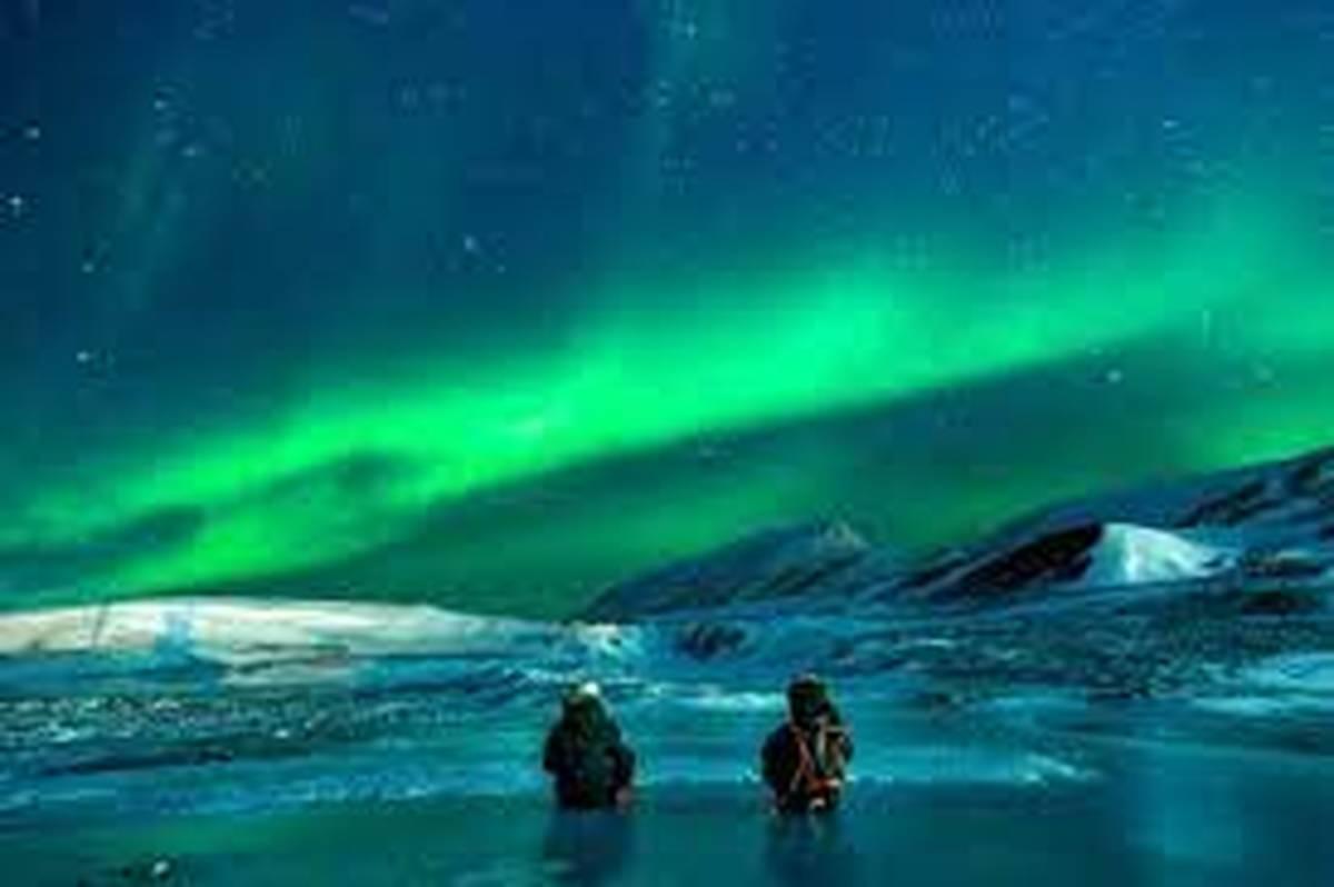اتفاق غم انگیزدر قطب شمال+عکس