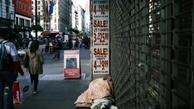 شمار بیکاران در آمریکا همچنان بالای ۶۰۰ هزار نفر در هفته است
