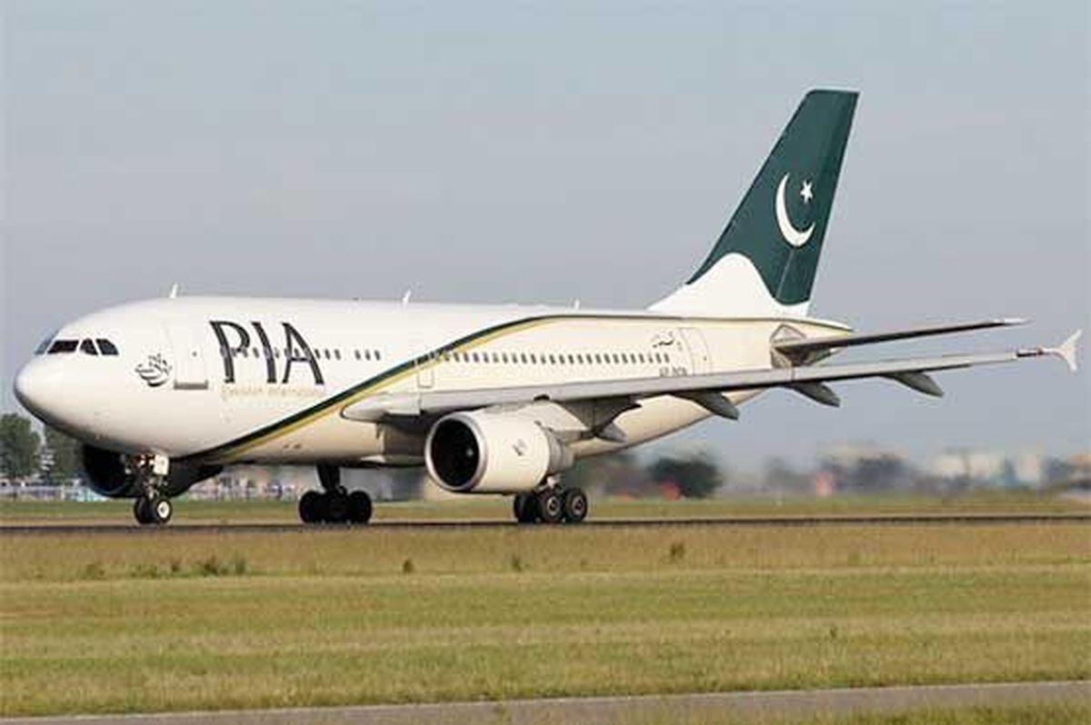 سقوط یک هواپیمای مسافربری در کراچی پاکستان +ویدیو