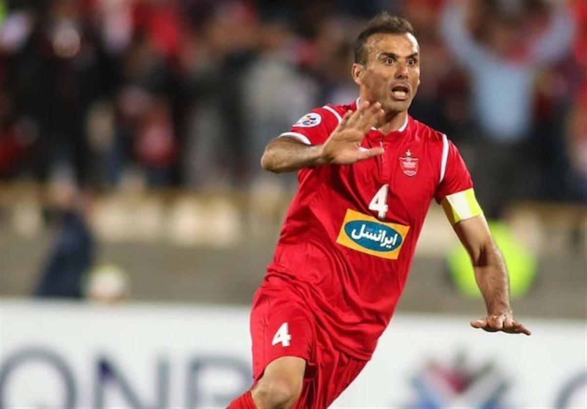 لیگ قهرمانان آسیا   سیدجلال در پرسپولیس درخشان ظاهر شد