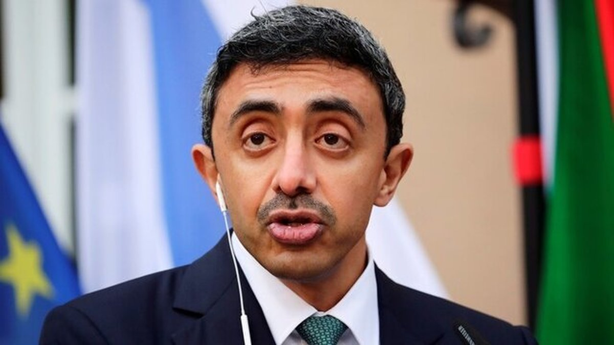 وزیران خارجه آمریکا و امارات تحولات اسرائیل و فلسطین را بررسی کردند