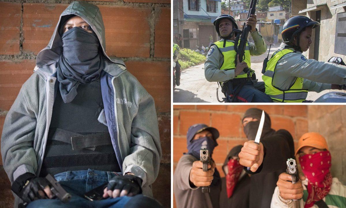 زندگی مجلل کارتلهای جنایتکار ونزوئلا در زندانهای این کشور