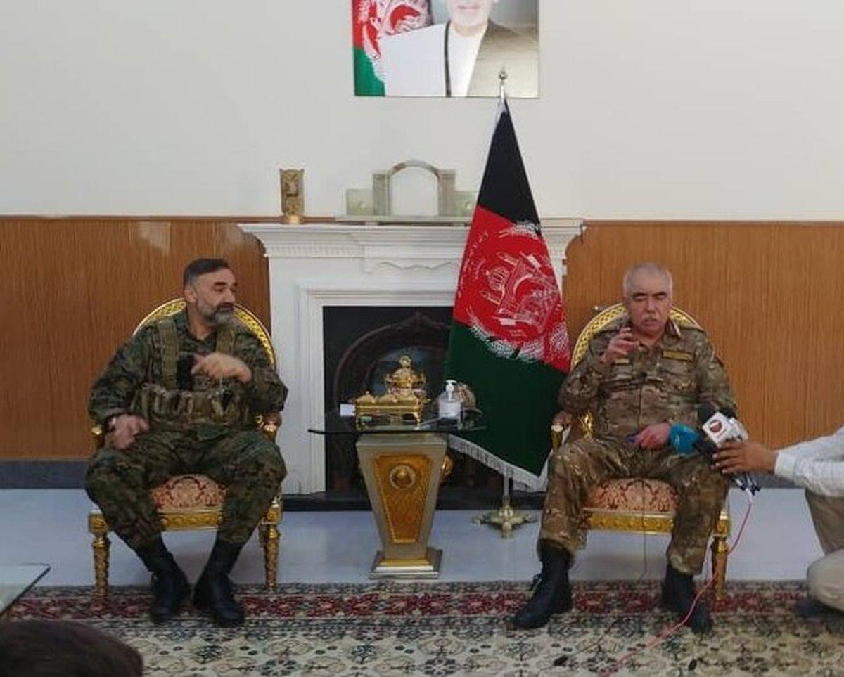 رهبران سیاسی افغانستان برای مذاکره با طالبان جبهه متحد تشکیل میدهند