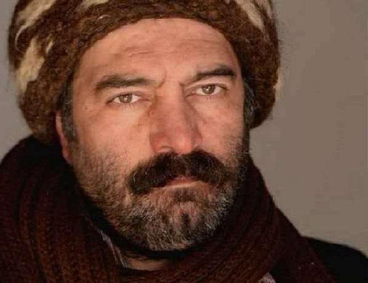 چهره یخ زده مجید صالحی +عکس