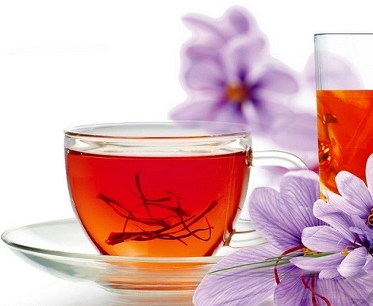اگر اضافه وزن  زعفران بخورید تا لاغر شوبد